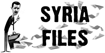 Syria Files (image via WikiLeaks)
